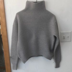 Aritzia Wilfred mock neck sweater